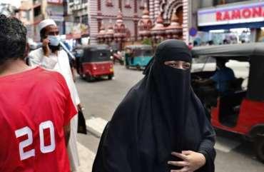 Sri Lanka Burqa