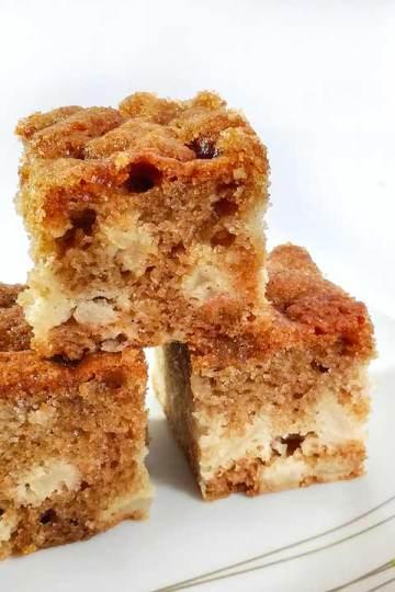 Prăjitură braziliana cu pere