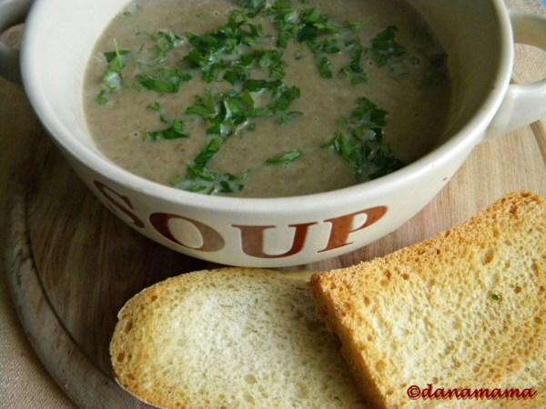 supa crema de linte
