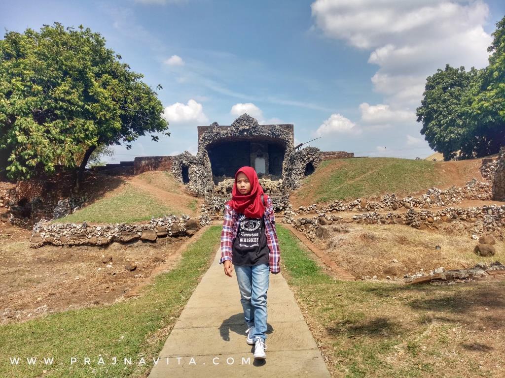 Goa Sunyaragi Jadi Tempat Wisata Cirebon untuk Belajar Sejarah. Foto: Nanda Adita