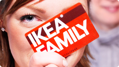 κάρτα IKEA-FAMILY