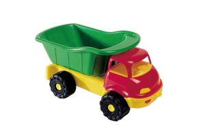 παιδικό φορτηγό-παραλία