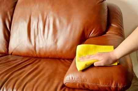 καναπές καθαριότητα