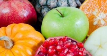 φλούδα φρούτων λαχανικών