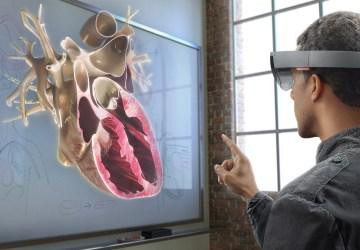 Microsoft Hololens - óculos de Realidade Mista