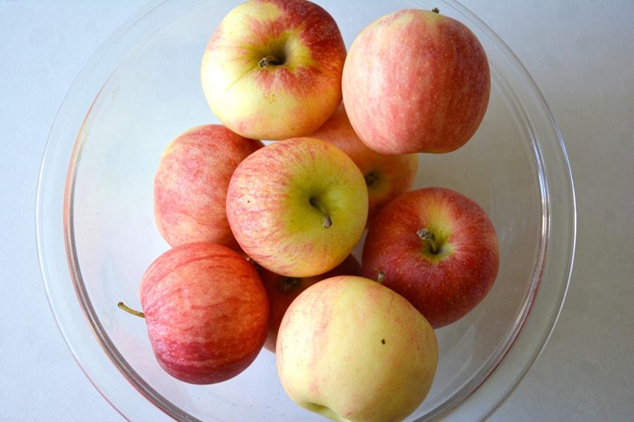 Apple Chunk Cake