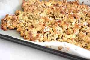 Cinnamon Caramel Popcorn