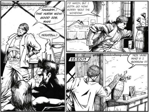 Life-Time Issue 1 pg 7.2 by Pramit Santra