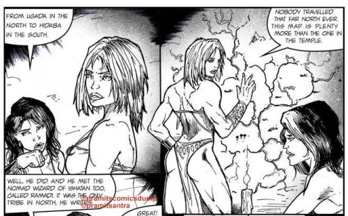 Lady Warriors pg.9a by Pramit