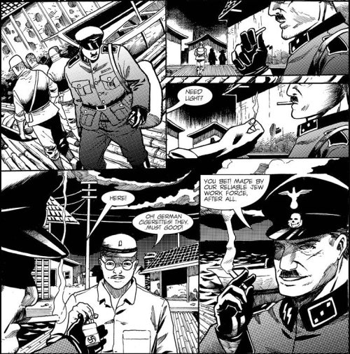 Life-Time Issue 2 Pg.12.2 by Pramit