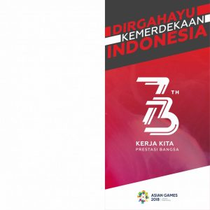 Ucapan Dirgahayu Republik Indonesia