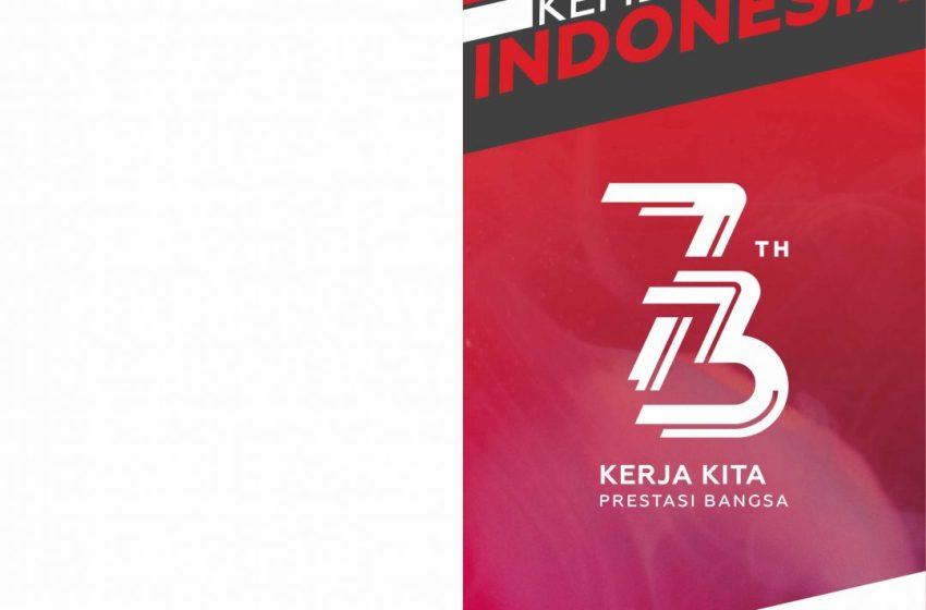 Ucapan Dirgahayu Republik Indonesia Template