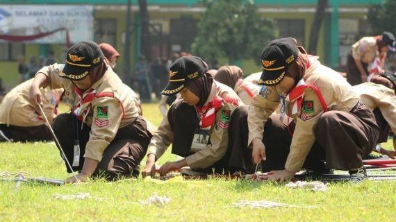 Meneladani Lord Baden Powell
