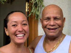 Photo: MacGregor and Jois Pattabhi