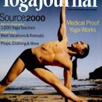Cover art of Yoga Journal