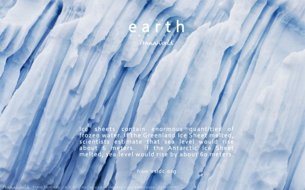 Earth Project | Ice Sheets