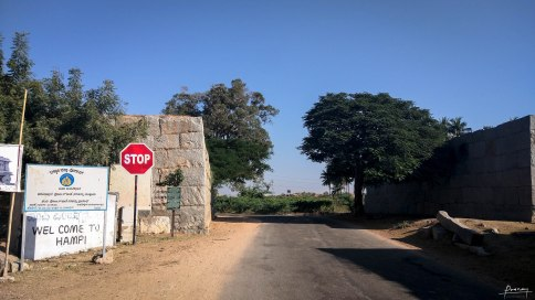 Welcome To Hampi