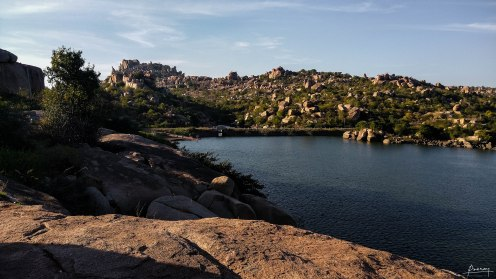 Beautiful Sanapur Lake