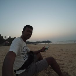 Chilling Out at Chivala Beach