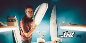 História Lost Surfboards