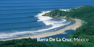 Barra de la cruz mexico