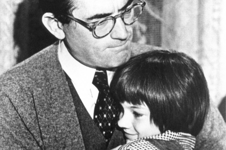 Gregory Peck, Mary Badham