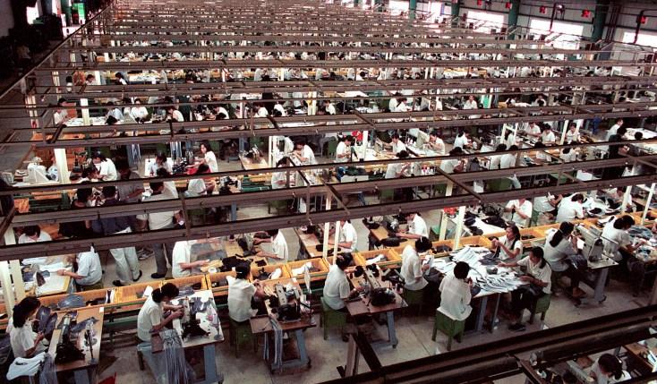 MI Touring Nike's Factories