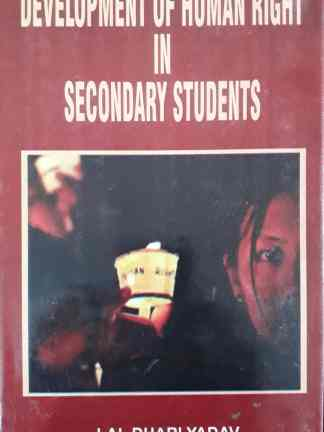 development of human right in secondary students