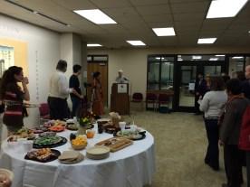 UMD Libraries Dean Steele introduces a new Prange Collection Curator, Yukako Tatsumi.