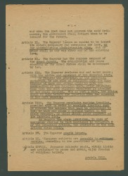 Matsumoto draft 1/4/1946 (English version)