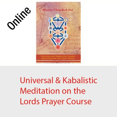 Meditation on the Lords Prayer – Online Course