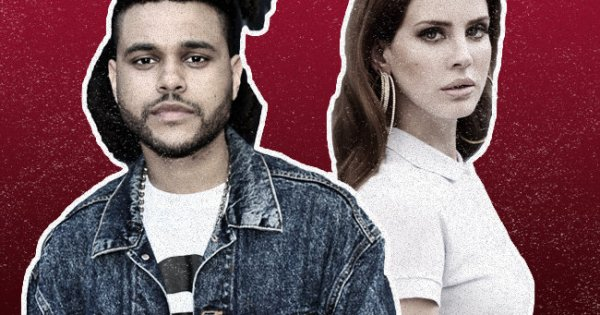 "The Weeknd ft. Lana Del Rey's ""Prisoner"" FULL SONG"