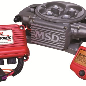 MSD Fuel Ignition