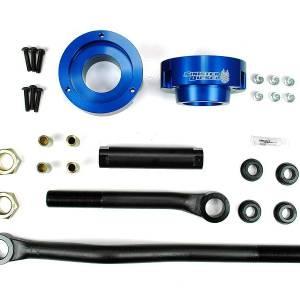 Sinister Diesel - Trac Bar Kit