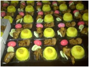 Nasi Kuning Box