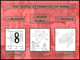 Three Attributes of Mind
