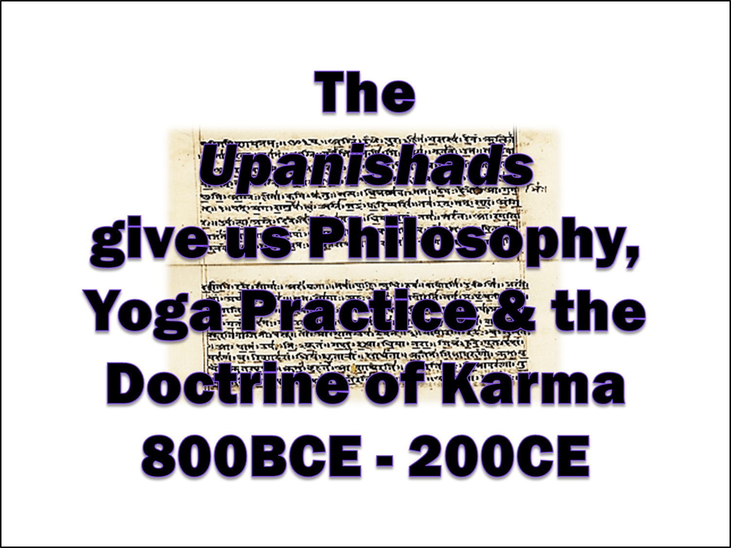 The Upanishads: 9 Mondays For the Depths of the Yoga Tradition, Berkeley, California