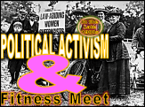 Women's Political Activism & Fitness 1890s