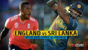 England V Lanka T20 Match Prediction