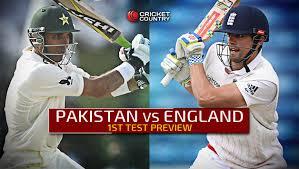 Pakistan Vs England ODI (2016)