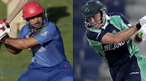 Afghanistan v Ireland in India, 2017, Score Results Astrology Tip