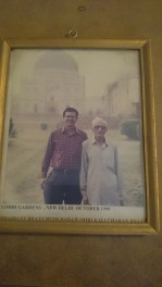 4 generations of our family have walked Lodhi Gardens..This was in October 1999, with Dada ji of Agra https://prashantbhatt.com/2008/12/23/an-afternoon-at-lodhi-gardens-delhi/