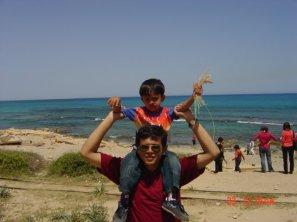 WALKS-2004-A diary by the sea-Mediterranean sea