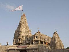 Dwarkadeesh Temples-Gujarat-Source Wikipedia