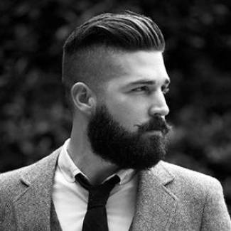 gaya rambut pendek pria sesuai bentuk wajah