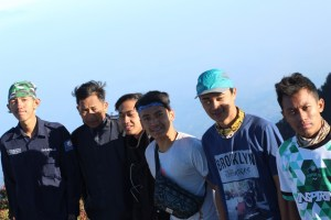 Jalak Lawu Backpacker gunung lawu