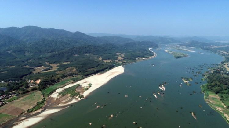 sungai mekong, Sungai terpanjang di dunia mekong