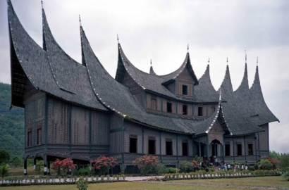 gadang gojong anam sumatera barat