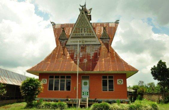 rumah tradisional sumatera utara, rumah angkola