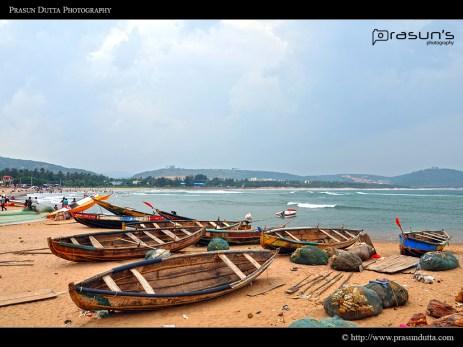 Boats @ Visakhapatnam (Vizag)